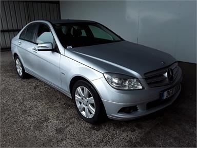 MERCEDES-BENZ C CLASS C220 CDI BlueEFFICIENCY Executive SE 4dr Auto Diesel - SILVER - DG11XUR - 4 Door Saloon