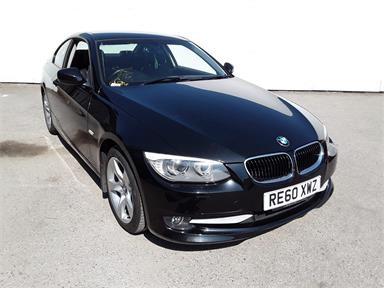 BMW 3 SERIES 320d SE 2dr Diesel - BLACK - RE60XWZ - 2 Door Coupe