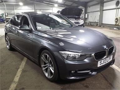 BMW 3 SERIES 316i Sport 4dr Petrol - GREY - SJ13LPF - 4 Door Saloon