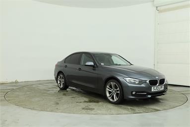 BMW 3 SERIES 316i Sport 4dr Petrol - GREY - SJ13LPF - 4 Door Saloon