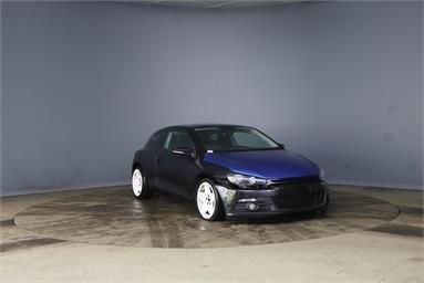 VOLKSWAGEN SCIROCCO 2.0 TDi BlueMotion Tech GT 3dr Diesel - BLACK - LN12JAO - 2 Door Coupe