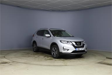 NISSAN X-TRAIL 1.6 dCi N-Connecta 5dr [7 Seat]