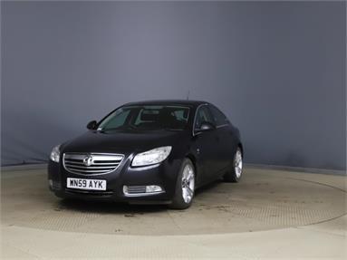 VAUXHALL INSIGNIA 2.0 CDTi SRi [160] 5dr Diesel - BLACK - WN59AYK - 5 Door Hatchback