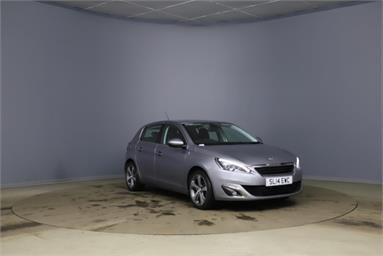 PEUGEOT 308 1.6 HDi 115 Allure 5dr Diesel - GREY - SL14EWC - 5 Door Hatchback