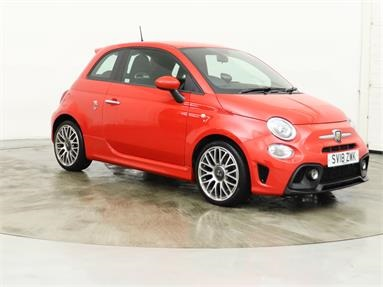 ABARTH 595 1.4 T-Jet 145 3dr Petrol - RED - SV18ZWK - 3 Door Hatchback
