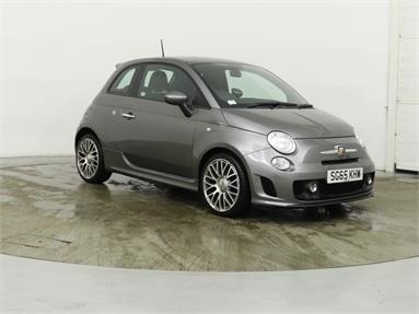 ABARTH 595 1.4 T-Jet 140 3dr Petrol - GREY - SG65KHW - 3 Door Hatchback
