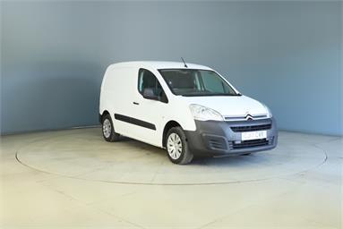 CITROEN BERLINGO L1 DIESEL 1.6 BlueHDi 625Kg Enterprise 75ps Diesel - WHITE - CJ17CVY - 5 Door Panel Van