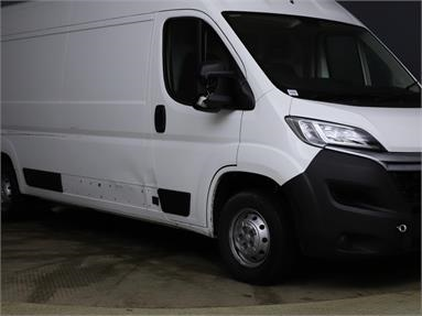 CITROEN RELAY 35 L3 DIESEL 2.0 BlueHDi H2 Van 130ps Enterprise Diesel - WHITE - MM68AEA - 5 Door Panel Van