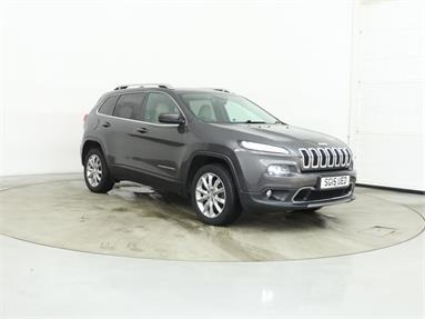 JEEP CHEROKEE 2.2 Multijet 200 Limited 5dr Auto Diesel - GREY - SG15UED - 5 Door Estate