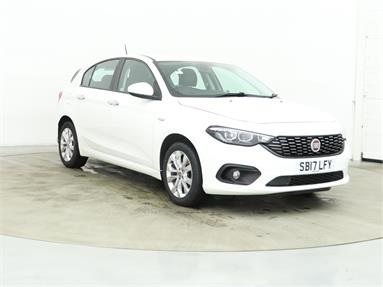 FIAT TIPO 1.4 Easy Plus 5dr Petrol - WHITE - SB17LFY - 5 Door Hatchback