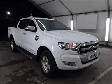 FORD RANGER DIESEL Pick Up Double Cab Limited 2 3.2 TDCi 200 Diesel - WHITE - K80ELN - 4 Door Pick Up Body