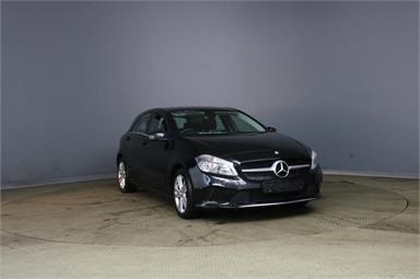 MERCEDES-BENZ A CLASS A200D SPORT 5DR Diesel - BLACK - LP65PHV - 5 Door HATCHBACK