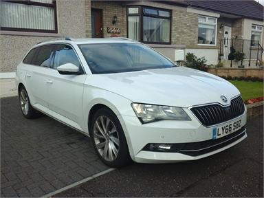 Used Skoda Superb For Sale At Car Auctions Manheim