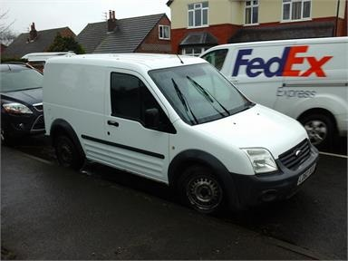 FORD TRANSIT CONNECT LOW ROOF VAN TDCI 90PS Diesel - White - LD62XUX - 5 Door PANEL VAN